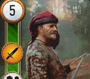Havekar Smuggler (gwent card)