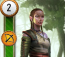 Toruviel (gwent card)