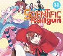 Toaru Kagaku no Railgun Manga Volume 11