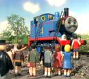 Thomas' Three Cheers