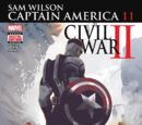 Captain America: Sam Wilson Vol 1 11