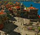 Knights Dormant Square