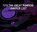 It's the Great Pumpkin, Juniper Lee