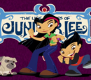 The Life & Times of Juniper Lee