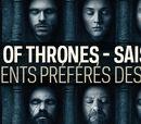 Hypsoline/Game of Thrones, saison 6 : les moments préférés des Wikiens