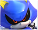 Metal Sonic icon (Sonic Jump Fever).png