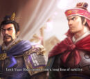 Romance of the Three Kingdoms XIII cutscenes
