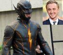 DC COMICS: CW Flash bio Black Flash