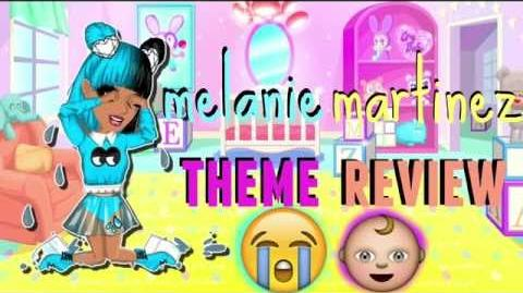 MSP - Theme Review Melanie Martinez Theme!