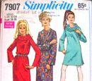 Simplicity 7907 A