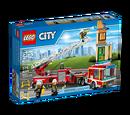 60112 Пожарная машина