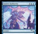 Assert Authority