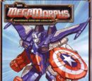 Marvel MegaMorphs: Captain America Vol 1 1