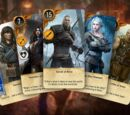 The Witcher 3 images — Gwent