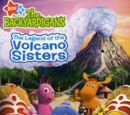 The Legend of the Volcano Sisters (DVD)