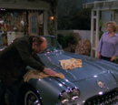 Red Forman's Corvette