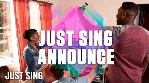 Just Sing Wiki
