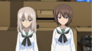 Erika and Maho in Ooarai uniform.png