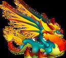 Dragón Glowppy (ancestral)