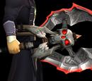 Shadowed Nightlocke War Axe