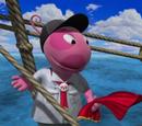 Pirate Camper Uniqua