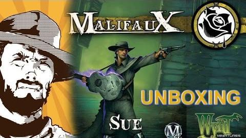 FFH Unboxing Malifaux Sue