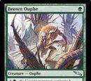 Brown Ouphe