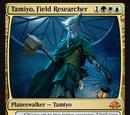 Tamiyo, Field Researcher