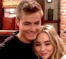 Peyton and Sabrina