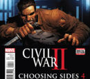 Civil War II: Choosing Sides Vol 1 4