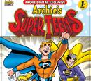 ARCHIE COMICS: Archie's Super Teens (Unproduced)
