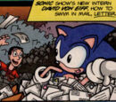 Archie Sonic the Hedgehog Issue 41