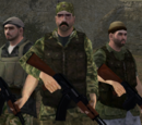 Georgian Rebels