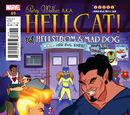 Patsy Walker, A.K.A. Hellcat! Vol 1 9