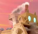 Tails' Deforestation Machine