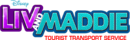Liv and Maddie Tourist Transport Service logo.png