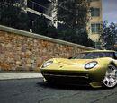 Lamborghini Miura (Concept)