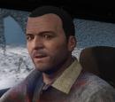 Personagens do GTA V