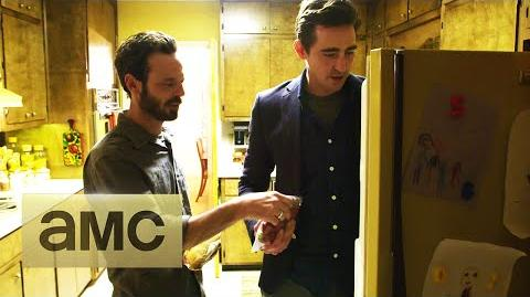 """Halt and Catch Fire"" - Set Tour with Lee Pace and Scoot McNairy"