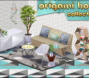 Origami House Decor Collection