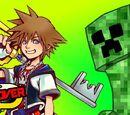Sora to Steve...Connecting Minecraft to Kingdom Hearts