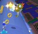 Przeciwnicy w Sonic Blast