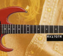 RX170 (1994–1995, rosewood fretboard)