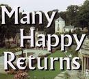 Many Happy Returns (1967 episode)