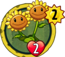 Twin Sunflower (PvZH)
