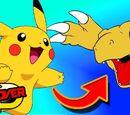 Pokemon to Digimon...and Anna Kournikova?!