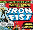 Marvel Premiere Vol 1 25