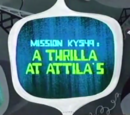 A Thrilla at Attila's