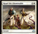 Repel the Abominable