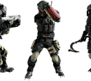 Mercenaries (Umbrella Corps)